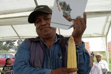 Año 1 en Agricultura de Conservación, una opción sustentable de producción de maíz en la Parcela Demostrativa Good Growth Plan, Juan C Bonilla, Puebla.