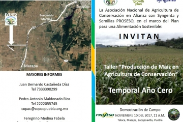 El Good Growth Plan en la Sierra Nor Oriental de Puebla